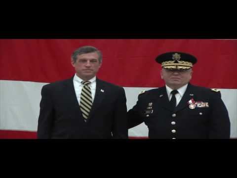 The Adjutant General Change of Command Ceremony