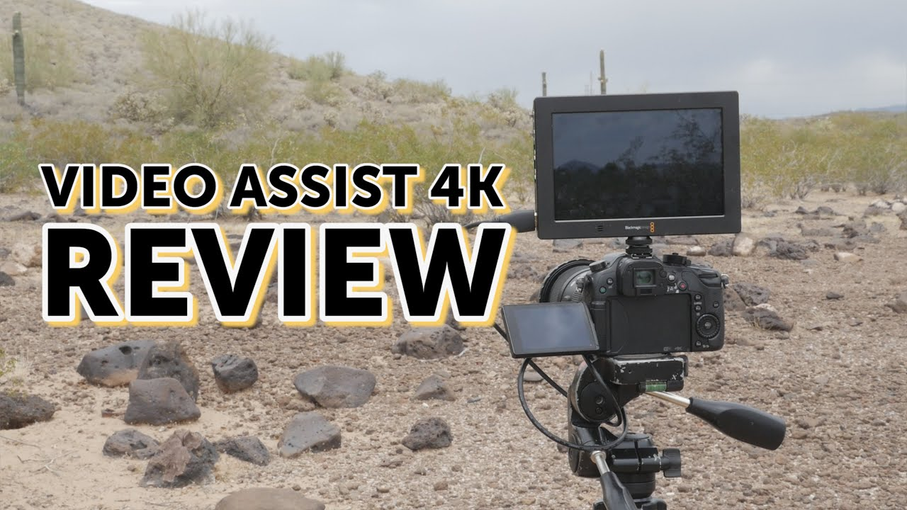 Blackmagic Video Assist 4k Review Youtube