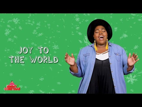 "Kymberli Joye Sings ""Joy To The World"" | CHRISTMAS At TERRELL's"