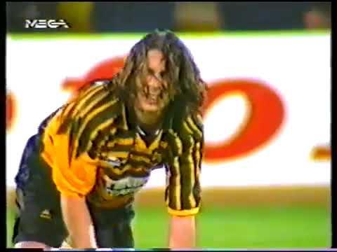 AEK  vs  PSG  - C2 1997