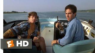 Weekend at Bernie's (9/10) Movie CLIP - Man Overboard (1989) HD