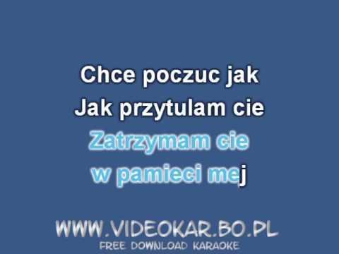 Gosia Andrzejewicz - Slowa (KaRaOkE)