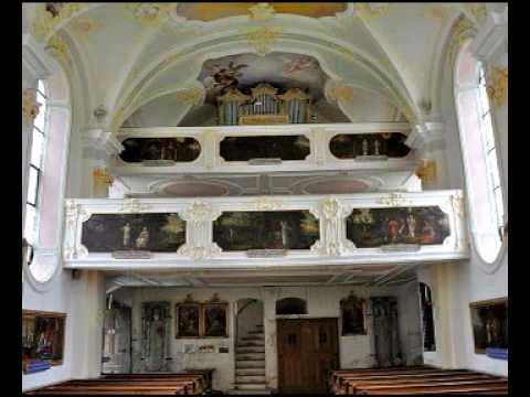 Irschenberg / Wilparting - Wallfahrtskirche St. Marinus und Anian