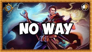Hearthstone: No Way Can I Win - Control Mage