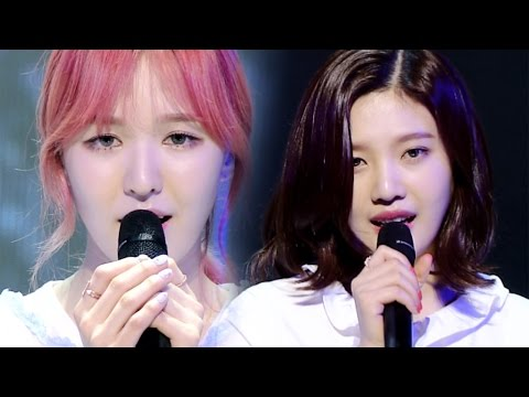 《EMOTIONAL》 Red Velvet(레드벨벳) - One Of These Nights(7월 7일) @인기가요 Inkigayo 20160403