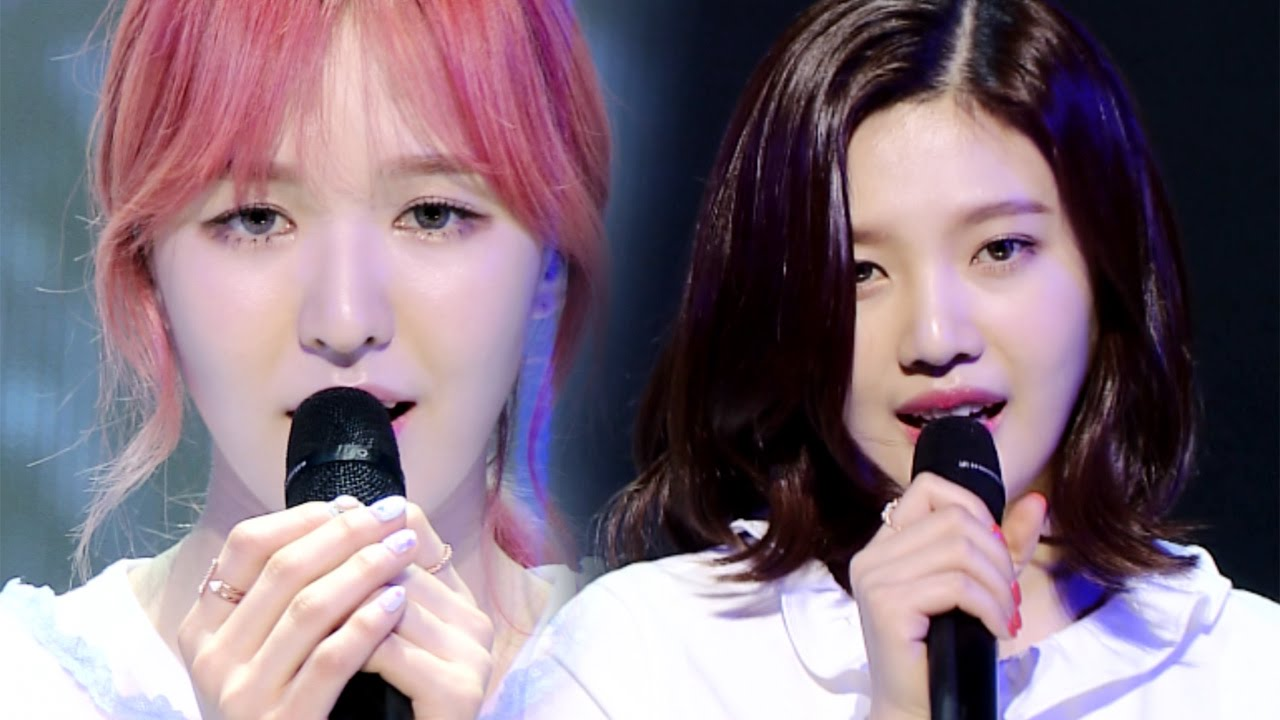 Download 《EMOTIONAL》 Red Velvet(레드벨벳) - One Of These Nights(7월 7일) @인기가요 Inkigayo 20160403