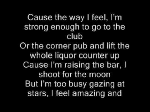 Eminem: Not Afraid Lyrics (Dirty)
