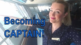 Celebrity Equinox 2016, Day 4 - When I tried to become CAPTAIN!