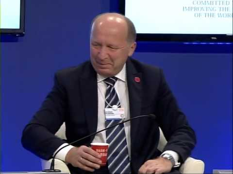 Tianjin 2012 - Trading and Investing for Global Prosperity