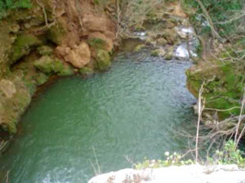 San Nicolas del puerto- El martinete- cascada alta