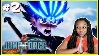 COME AT ME!! | Jump Force Story Mode + Online Episode 2 Gameplay!!!