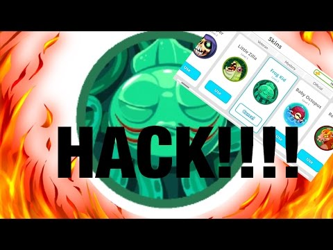 TUTORIAL ON HOW TO GET CUSTOM ANIMATED SKINS!!!! NEW HACK 2017// COOL NEW SKINS!! Agar.io mobile