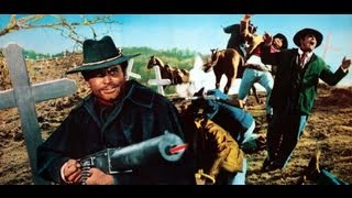 Django, Prepare a Coffin Trailer