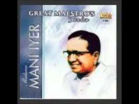 Samaja Varagamana Madurai Mani Iyer