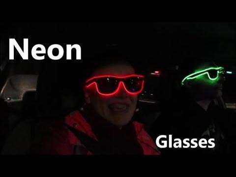 🕶️Neon Glasses 1.8.19 day2022
