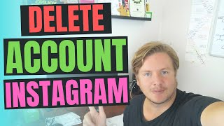 How To Delete Instagram Account Permanently 2020