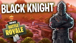 GRINDING FOR THE BLACK KNIGHT! New Season, Battle Pass and Winter Update! Fortnite Battle Royale