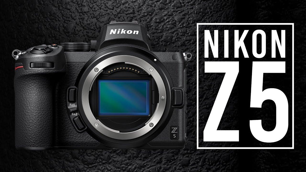 Nikon Z5 Mirrorless Camera | First Look - YouTube