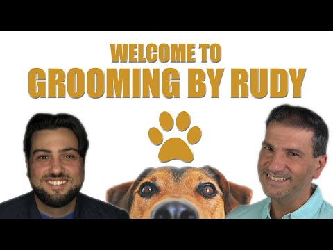 Welcome to Grooming by Rudy
