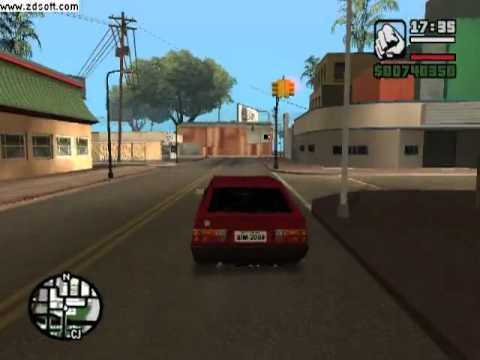 GTA San Andreas Volta De Gol Turbo