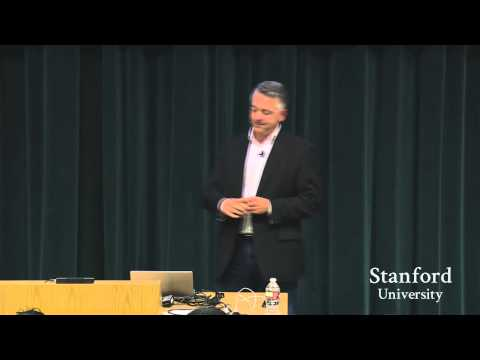 Stanford Seminar - Alfredo Coppola of US-Market Access
