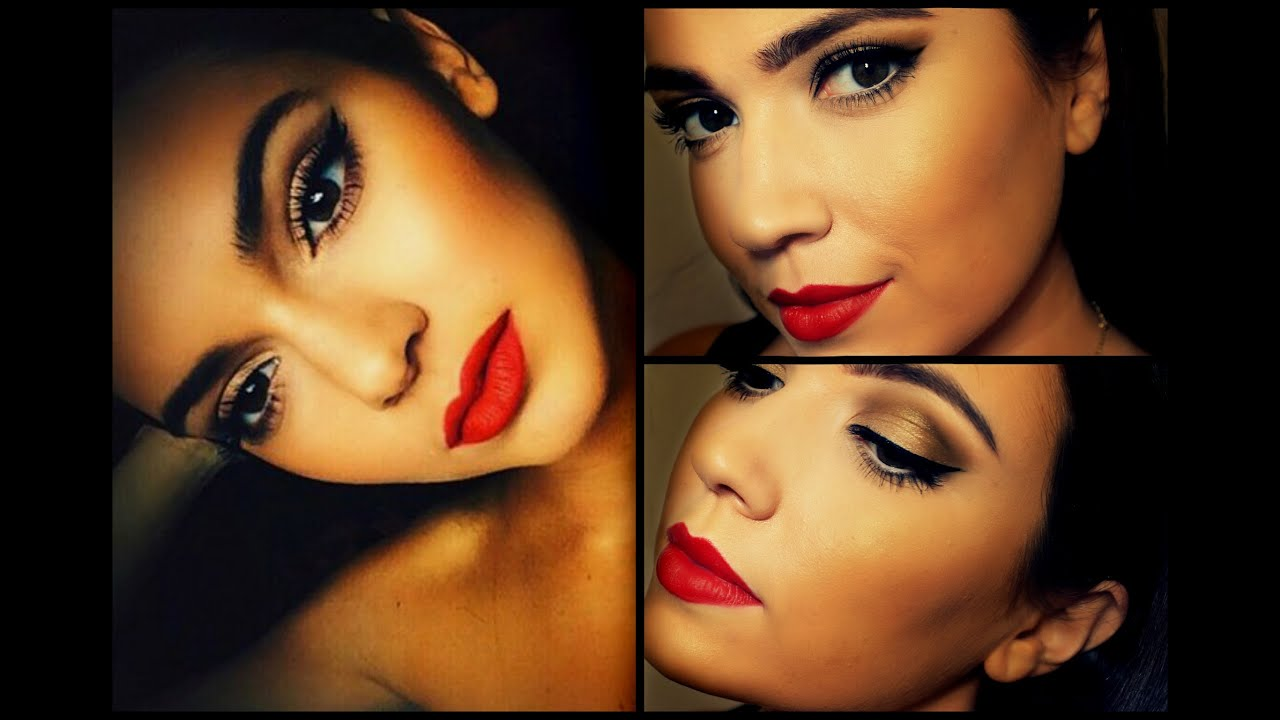 Kendall Jenner Makeup Tutorial : Giveaway - YouTube