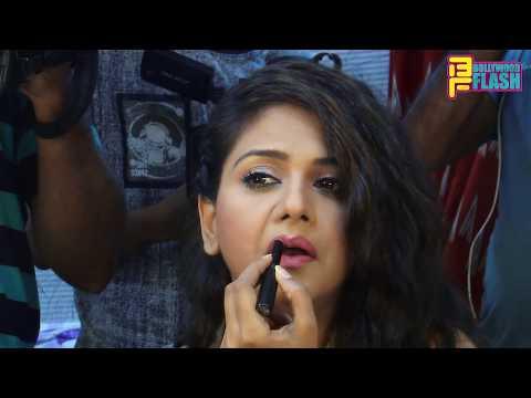 Gorgeous Dalljiet Kaur Make Up Session - Full Interview - Qayamat Ki Raat Serial