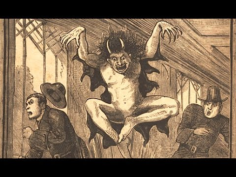 Spring Heeled Jack | The Mysterious Entity Of London