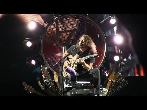 Foo Fighters 20th Anniversary Blowout **Complete, Uncut Show** (2hr22min) in 720p on July 4, 2015
