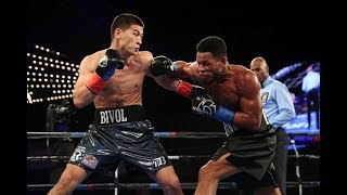 Dmitry Bivol vs Sullivan Barrera | Ultimate Highlights(Domination and TKO)