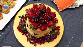 Orman Meyveli Pasta Tarifi