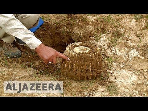 🇦🇫 Afghanistan's minefields: Living amongst landmines | Al Jazeera English