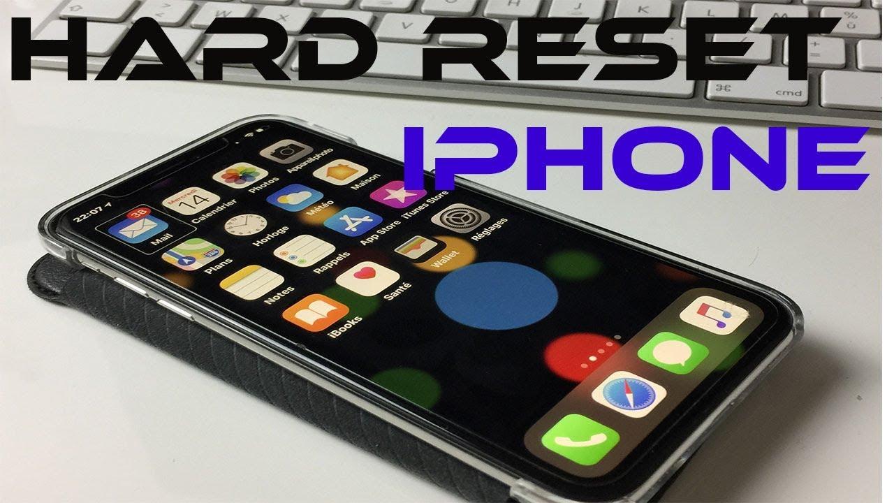 Hard Reset Iphone X Iphone 8 Iphone 8 Plus Soft Reset