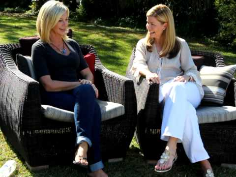 Olivia Newton John talks to Deborah Hutton about Balance
