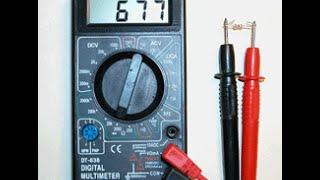 5.Проверка на утечку тока в автомобиле.