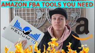 Software Tools You NEED for Amazon FBA in 2019 | Save Your Money!!