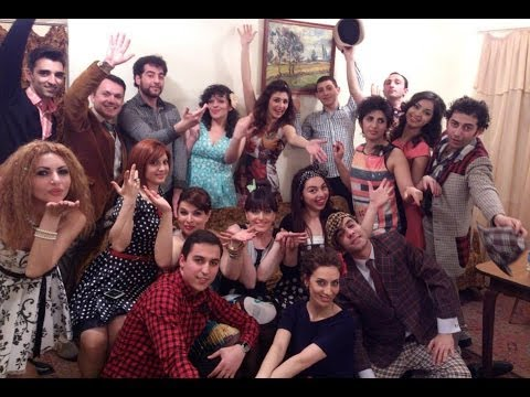 H. Paronyan Comedy Theatre - Yerevan