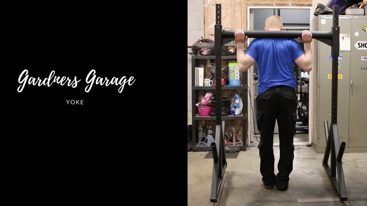 How to build a yoke like in the crossfit games or your own