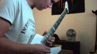 Children Of Bodom - Warheart Solo