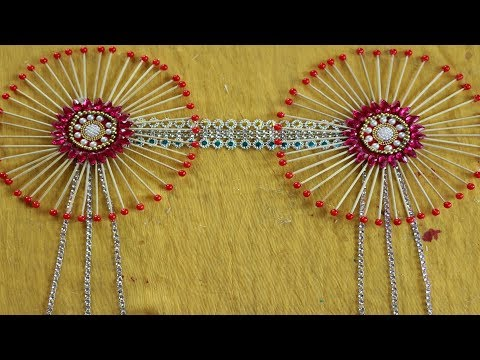 Amazing! Craft ideas with Toothpick    Reuse ideas for wall decor ...
