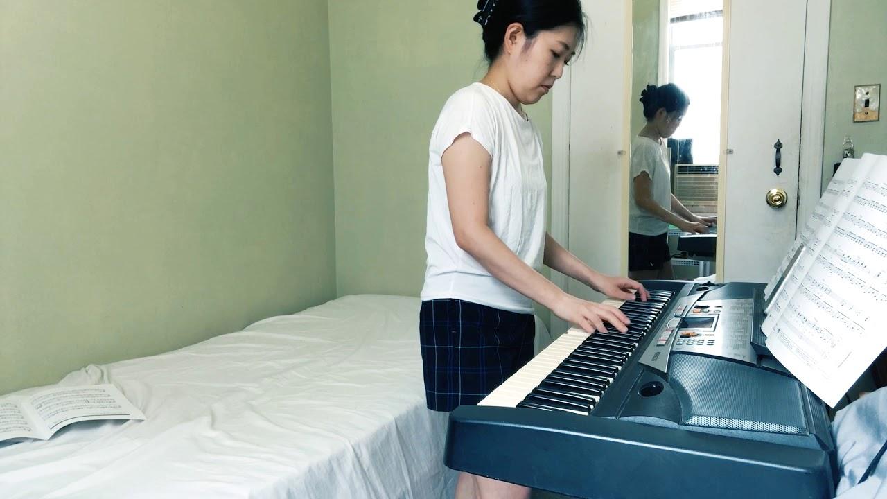 自粛中のピアノ練習会 / スピッツ『ロビンソン』編