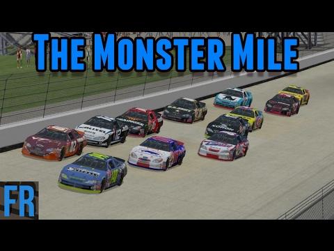 FailRace Play Nascar 2003 - The Monster Mile