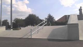 Mini Edit n°2 : skatepark de saint genis laval