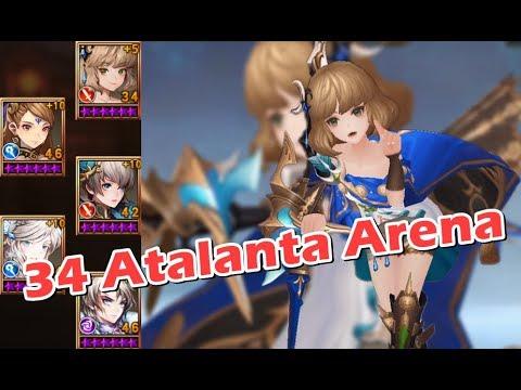 [Seven Knights] Atalanta 34 Arena น้องถั่วจอมโหดไม่ได้มาเล่นๆนะแกร์