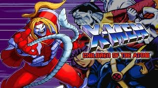 TOP TIER BATTLES: X-Men Children Of The Atom (Online Matches)