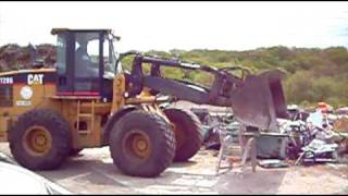 Heavy Equipment Metal Crushing with Brian Moore