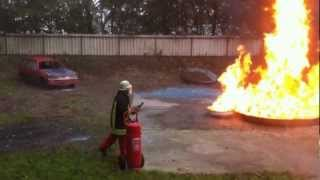 Feuer löschen mit BAVARIA Maximus