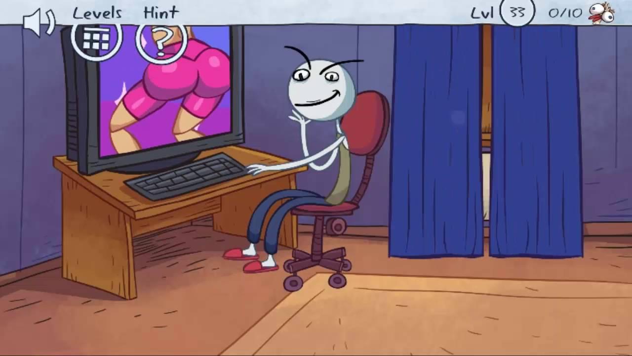 maxresdefault troll face quest video memes level 33 walkthrough youtube