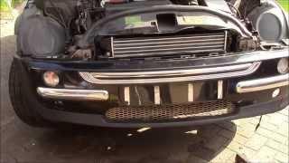 Mini Cooper Radiator Replacement