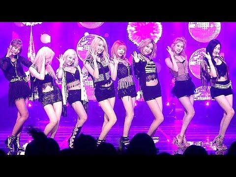 소녀시대(Girls' Generation) - PARTY(파티) @인기가요 Inkigayo 20150719